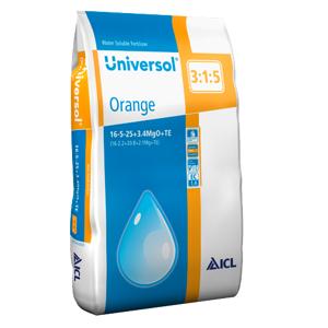 ICL Universol 16-5-25+3,4MgO+TE Oranžový 25 Kg