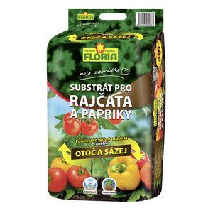AGRO CS FLORIA Substrát na rajčata a papriky 40 l