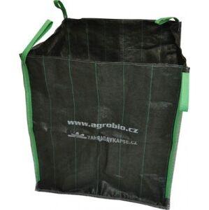 AgroBio Vak na zahradní odpad 90x90x100cm- Zelený