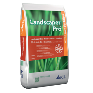 ICL Landscaper Pro® Weed Control 15 Kg