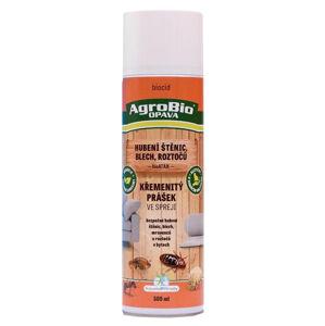 AgroBio KP bioATAK Křemenitý prášek ve spreji 500 ml