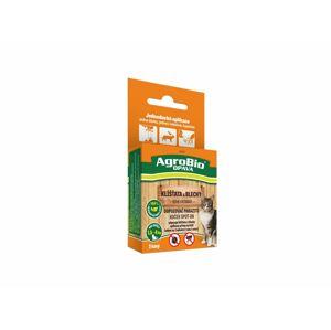 AgroBio ATAK Ektosol SpotOn - Odpuzovač parazitů koček
