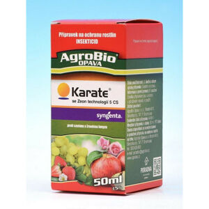 AgroBio Karate se Zeon technologii 5 CS - 50ml