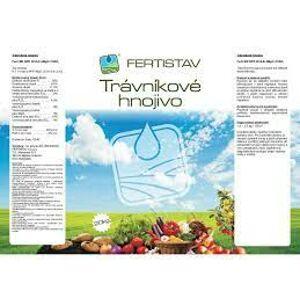 Fertistav Trávníkové hnojivo 20kg 20-8-8+3MgO+10SO3