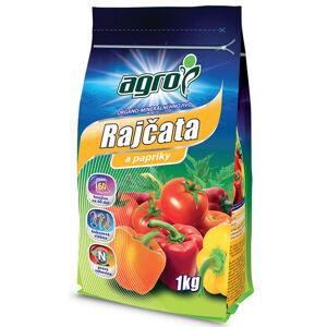 AGRO CS AGRO Organominerální hnojivo rajčata a papriky 1 kg