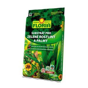 AGRO CS FLORIA substrát pro zelené rostliny 20 l