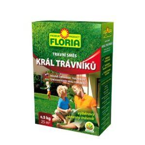 AGRO CS FLORIA Travní směs Král trávníků 0,5 kg